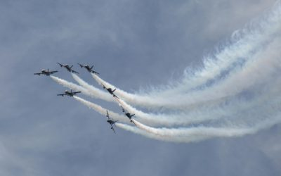 MKE Air & Water Show – Not your average day at the lake!
