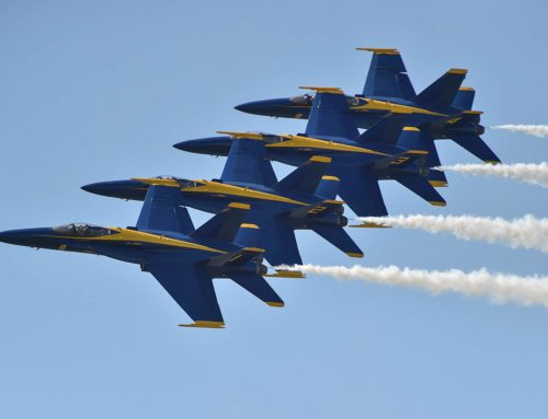 MKE Air & Water Show will feature the U.S. Navy's Blue Angels